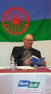 Prof. Dr. Rajko Djurić auf der Veranstaltung zum 8. April
